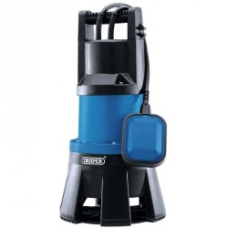 Draper Submersible Dirty Water Pump With Float Switch (1300W)