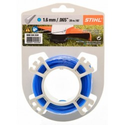 STIHL Nylon Trimmer Line Blue 1.6mm x 20m