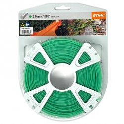 STIHL Nylon Trimmer Line Green 2mm x 123m