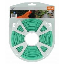 STIHL Nylon Trimmer Line Green 2mm x 62m
