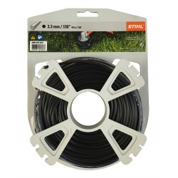 STIHL Nylon Trimmer Line Black 3.3mm x 40m
