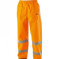 Hi-Vis Over Trousers Orange