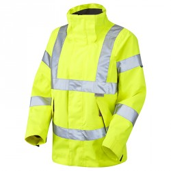 Rosemoor Ladies Hi-Vis Jacket Yellow