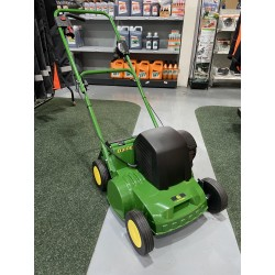 John Deere D31RE Electric Walk Behind Scarifier