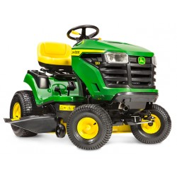 John Deere X107 Ride-on Lawn Mower