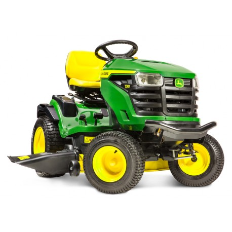 John Deere X167 Ride-on Lawn Mower