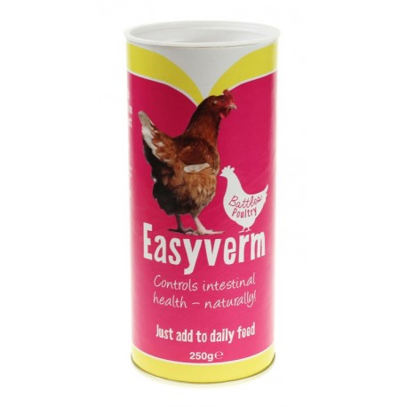 Poultry EasyVerm 250G