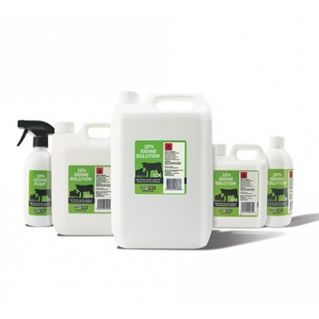 10% Iodine Pump Spray 500ml