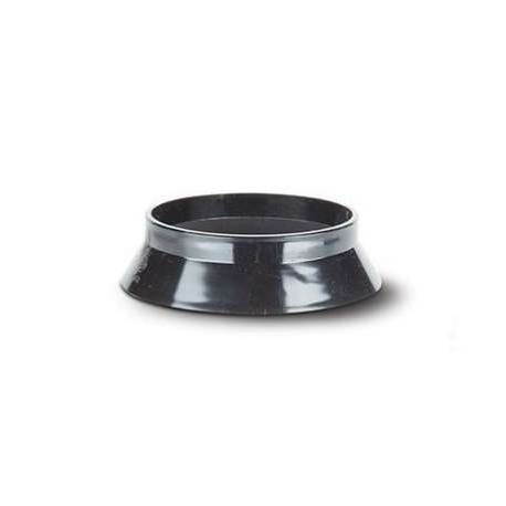 Polypipe 110mm Soil Weathering Collar, Black
