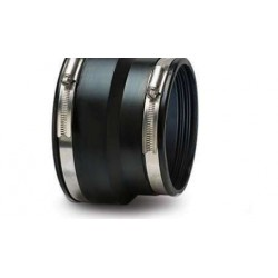 Polypipe Flexible Universal Adaptor (120-135mm to 100-115mm)