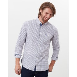 Joules Abbot Brown Check Shirt