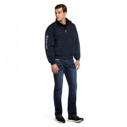Ariat Navy Stable Jacket