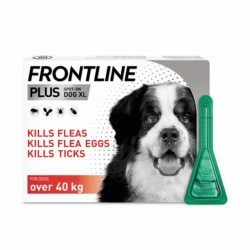 Frontline Plus Flea & Tick Spot On Dog Over 40kg