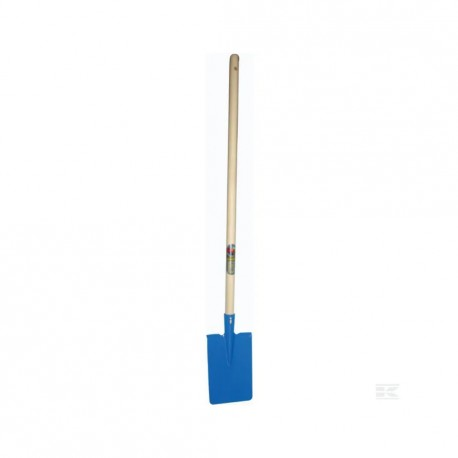 Children's Blue Spade with Handle