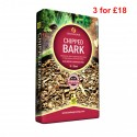 GROWMOOR Chipped Bark 50L - 3 for £18