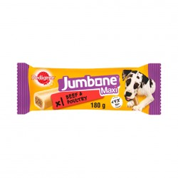 Pedigree Jumbone Beef and Poultry Maxi, 180g