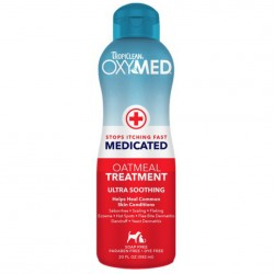 Tropiclean Oxy-Med Anti-Itch Medicated Treatment, 592ml