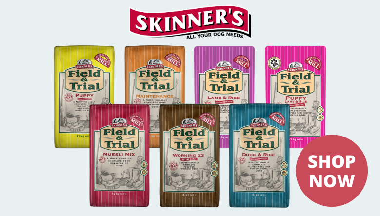 Skinner's Field & Trial Available at Torne Valley