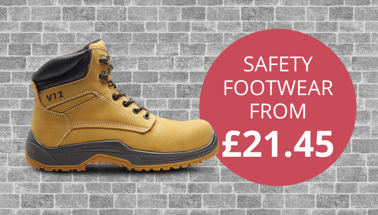 Shop Safety Boots Now