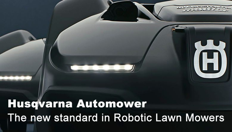 View the fantastic range of HUSQVARNA Automowers now!