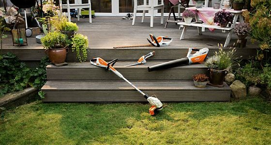 STIHL Lithium-Ion Domestic Garden Range