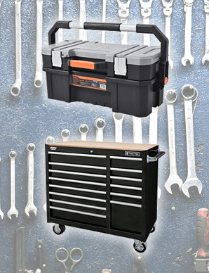 Toolboxes & Storage